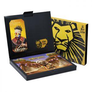 Pack premium Cumpleaños El Rey León