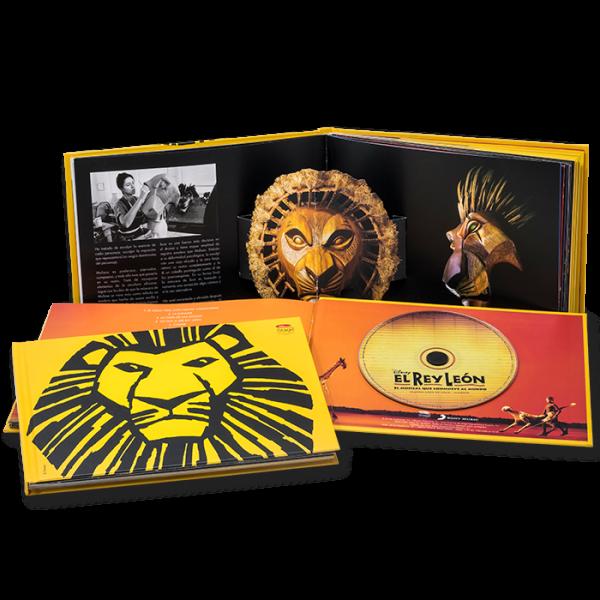 CD Edición especial El Rey León
